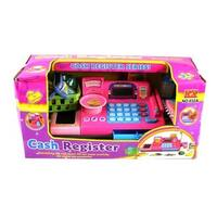 Velocity Toys KX Ultimate Supermarket Pretend Play Battery Operated Toy Cash Register
