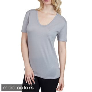 Steven Craig Apparel Short Sleeve Casual V-Neck T-Shirt