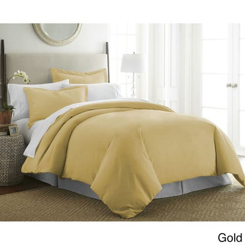 Merit Linens Ultra-soft 3-piece Duvet Cover Set