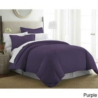 Merit Linens Ultra-soft 3-piece Duvet Cover Set (More options available)