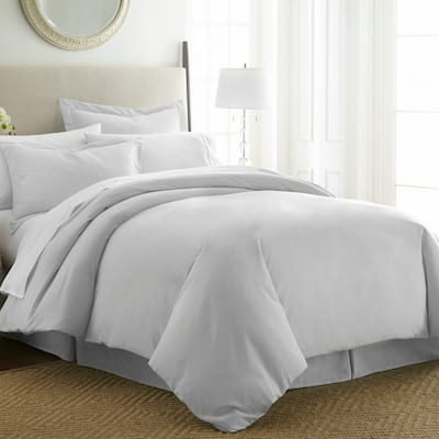 Merit Linens Ultra-soft 3-piece Duvet Cover Set