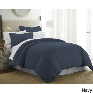 Merit Linens Ultra-soft 3-piece Duvet Cover Set (More options available)