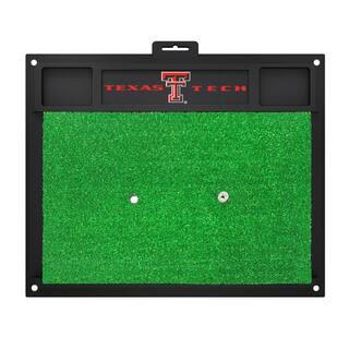 Fanmats Texas Tech Raiders Green Rubber Golf Hitting Mat|https://ak1.ostkcdn.com/images/products/10527001/P17609676.jpg?impolicy=medium