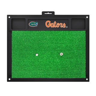 Fanmats Florida Gators Green Rubber Golf Hitting Mat