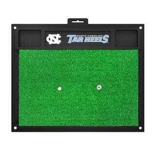 Fanmats North Carolina Tar Heels Green Rubber Golf Hitting Mat|https://ak1.ostkcdn.com/images/products/10527019/P17609689.jpg?impolicy=medium