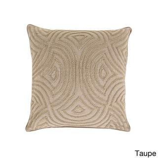 Decorative Adriel Geometric 22-inch Throw Pillow