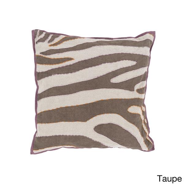 Decorative Joanna Animal 20-inch Throw Pillow