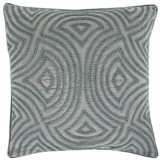 Decorative Adriel Geometric 20-inch Throw Pillow