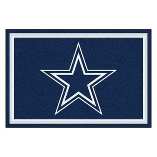 Fanmats Dallas Cowboys Nylon Area Rug (5' x 8')