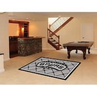 NBA - San Antonio Spurs 5'x8' Rug