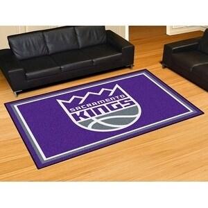 NBA - Sacramento Kings 5'x8' Rug