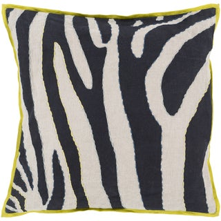 Decorative Joanna Animal 18-inch Poly or Down Filled Throw Pillow