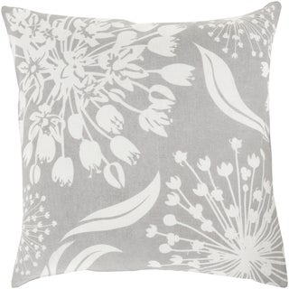 Decorative Cortez Feather Down or Polyester Filled Throw Pillow