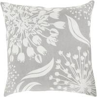 Decorative Cortez Feather and Down or Polyester Filled Throw Pillow