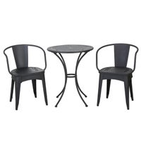 Stackable Outdoor Bistro Sets