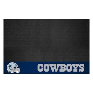 Fanmats Dallas Cowboys Black Vinyl Grill Mat|https://ak1.ostkcdn.com/images/products/10527580/P17610351.jpg?_ostk_perf_=percv&impolicy=medium