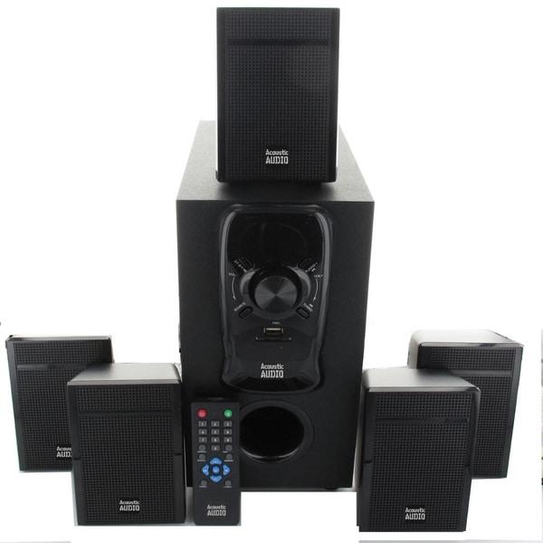 Shop Acoustic Audio Aa5150 5 1