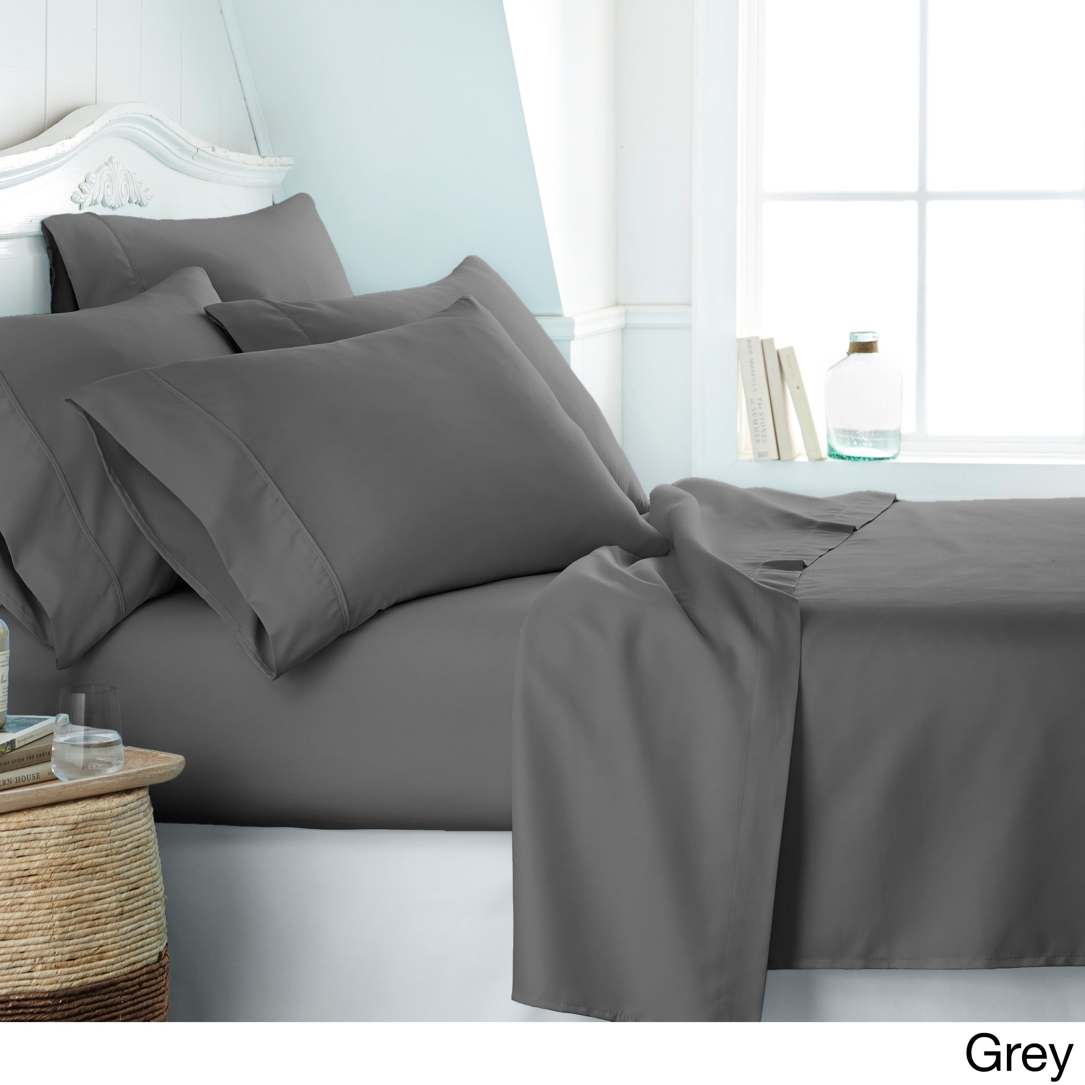 Soft Essentials Ultra Soft 6 Piece Deep Pocket Bed Sheet Set (More Options