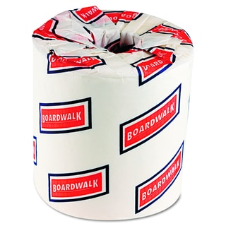Boardwalk 2-Ply White Bathroom Tissue (Pack of 96)