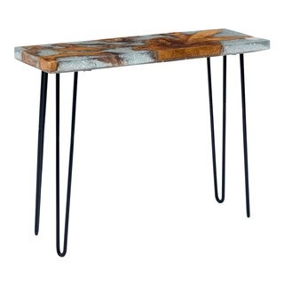Zuo Fissure Console Table