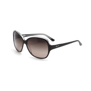 Maui Jim RS29402K Polarized Brown Gradient Lenses Black Frame Sunglasses
