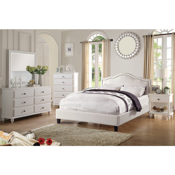 overstock bedroom sets shop schastia 5 bedroom set free shipping today 12761