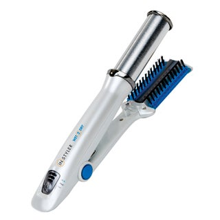 InStyler Blue Wet to Dry Rotating Iron