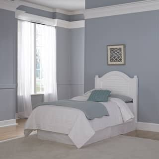 Bermuda Twin Headboard by Home Styles (Option: Brushed)|https://ak1.ostkcdn.com/images/products/10528087/P17610697.jpg?impolicy=medium