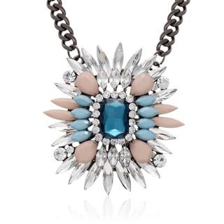 Adoriana Candy Necklace, Blue Raspberry