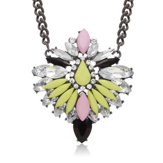 Adoriana Candy Necklace, Cotton Candy