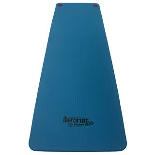 Aeromat 72-inch Blue Workout Mat with Eyelets|https://ak1.ostkcdn.com/images/products/10528422/P17610918.jpg?impolicy=medium