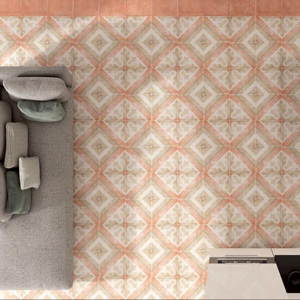 Somertile scafati classic porcelain floor and for 16 inch floor tiles