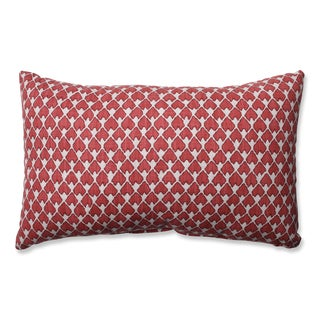 Pillow Perfect Diego Salmon Throw Pillow