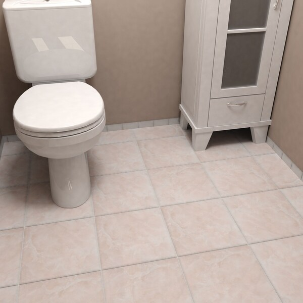 Somertile zeta rosa ceramic floor and for 16 inch floor tiles