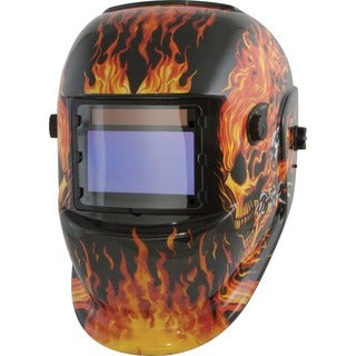 Speedway Solar Powered Auto Darkening Welding Helmet
