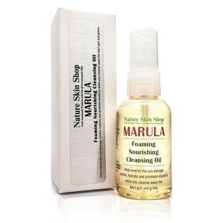 Marula Foaming Nourishing Cleansing Oil