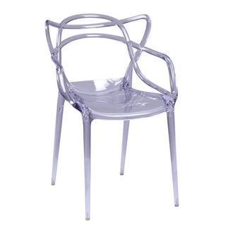 Brand Name Clear Dining Chair