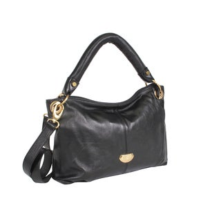 Ugo Leather Santini Shoulder Bag