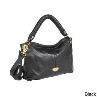 Ugo Leather Santini Shoulder Bag