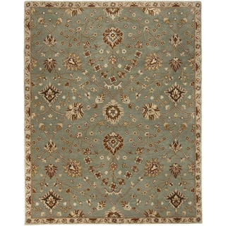 Hand-Tufted Reeves Transitional Wool Rug (5' x 7'9)