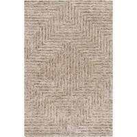 Hand-Tufted Woburn Geometric Indoor Area Rug - 6' x 9'