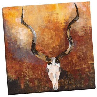 Portfolio Canvas Decor Madelaine Morris True West II 24x24 Wrapped/Stretched Canvas Wall Art