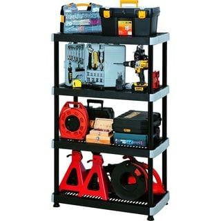 RIMAX Heavy Duty 4-shelf Storage Rack