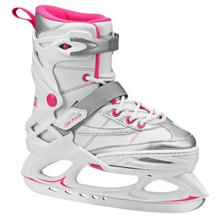 MONARCH Girl's Adjustable Ice Skate