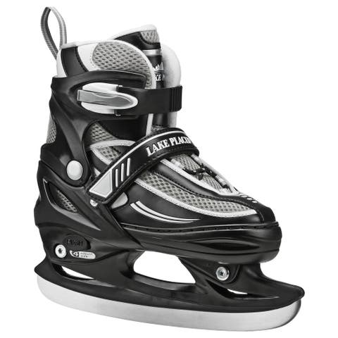 SUMMIT Boy's Adjustable Ice Skate