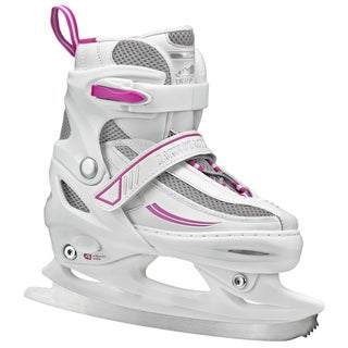 SUMMIT Girl's Adjustable Ice Skate