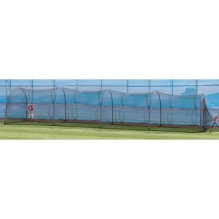 Heater Xtender 48ft Length x 12ft W idthx 10ft Height Home Batting Cage / Model XT599 https://ak1.ostkcdn.com/images/products/10529003/P17611439.jpg?impolicy=medium