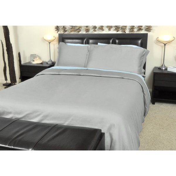 Clip N Zip Duvet Cover Set Free Shipping Today