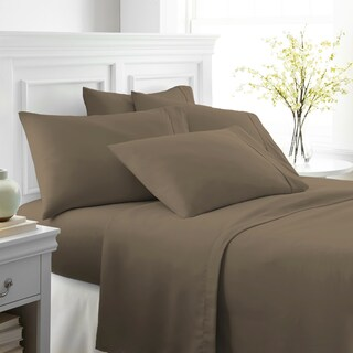 Merit Linens Ultra-soft 6-piece Bed Sheet Set (5 options available)