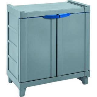 RIMAX Small Storage Cabinet- 1 Shelf